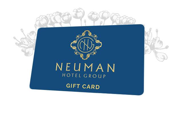 neuman gift card