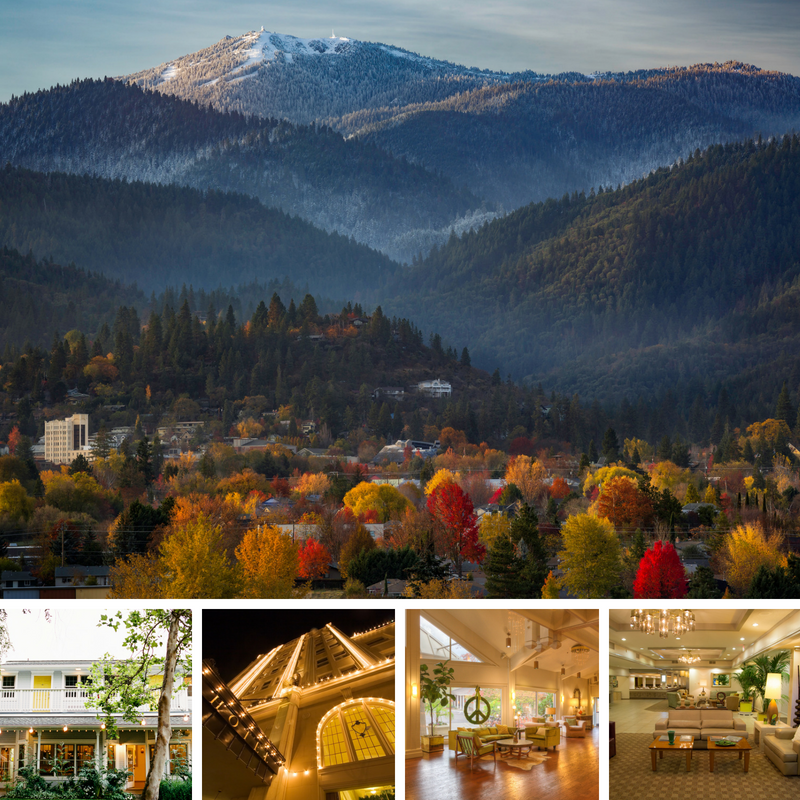 hotel discounts southern oregon