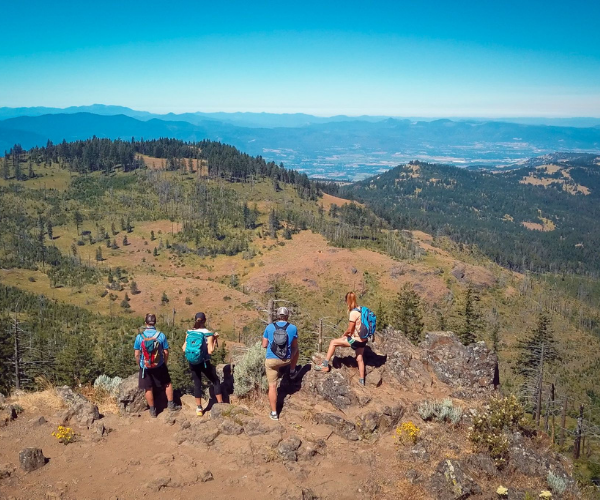 Hike Southern Oregon Package