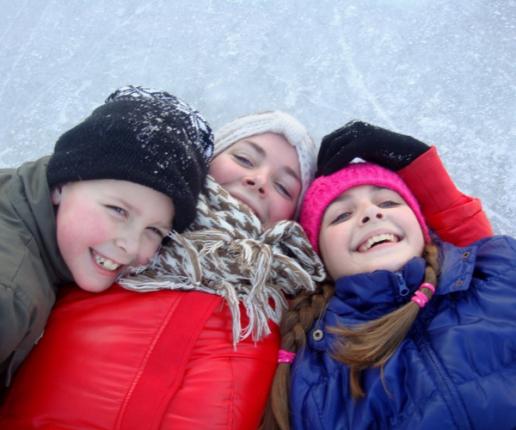 Ice-Skating-at-Lithia-Park