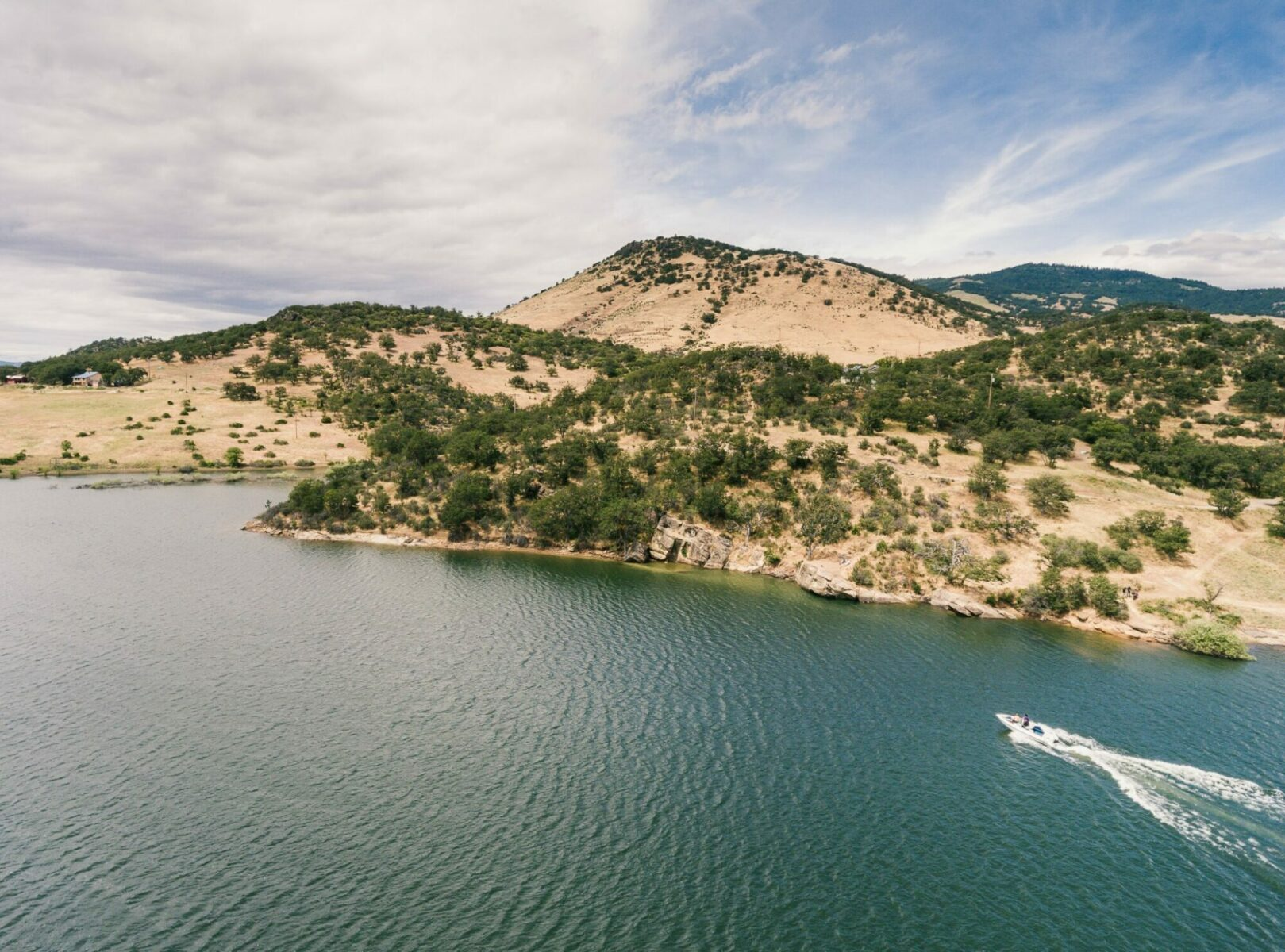 Emigrant Lake County Recreation Area
